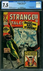 Strange Tales #131 (Marvel, 1965) CGC 7.5