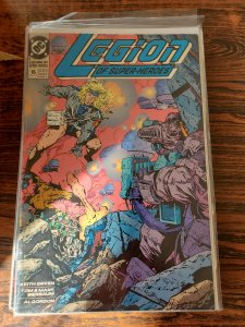 Legion of Super-Heroes #16 (1991)