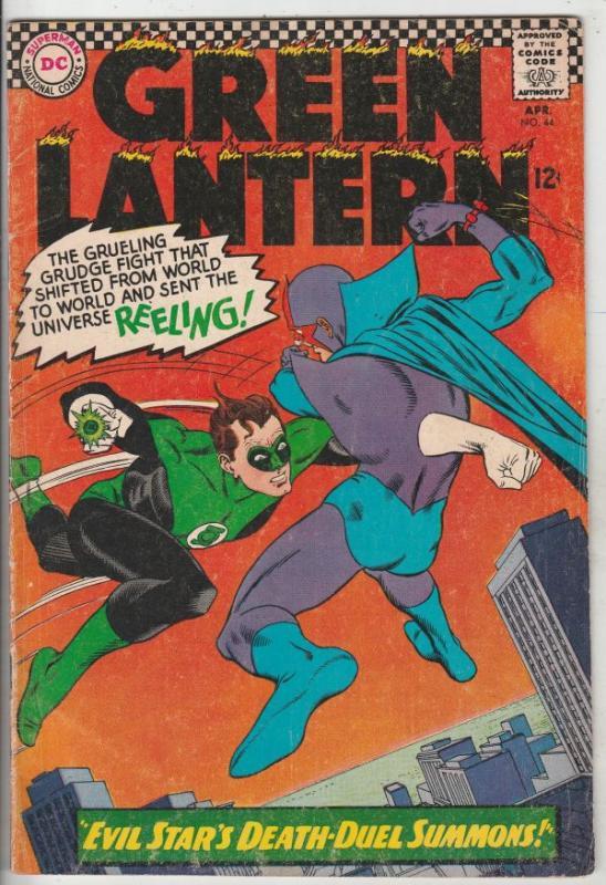 Green Lantern #44 (Apr-66) FN+ Mid-High-Grade Green Lantern