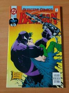 Detective Comics #657 ~ NEAR MINT NM ~ (1993, DC Comics)