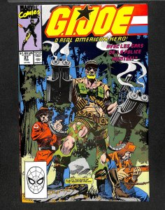 G.I. Joe: A Real American Hero #97 (1990)