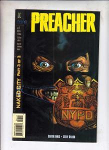 Preacher #7 (Oct-95) NM- High-Grade Preacher