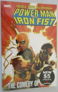 Power Man and Iron Fist SCTPB #1 6.0 FN (2011)