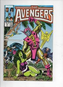AVENGERS #278, NM, Captain America, Attuma, 1963 1987, more Marvel in store