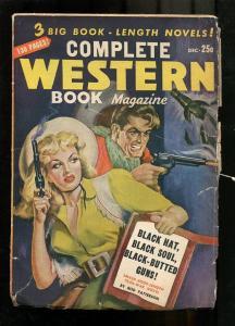 COMPLETE WESTERN PULP-DEC-1947-N SAUNDERS CVR-PATTERSON VG