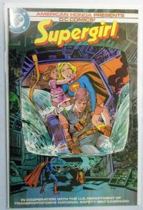 Supergirl Giveaway Honda Special #1, 6.0/FN (1984)