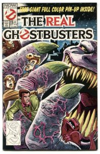 The Real Ghostbusters #15 1988- Now Comics VF-
