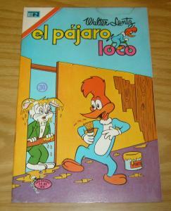Pajaro Loco, El (Serie Aguila) #320 VG; Editorial Novaro | low grade comic - sav