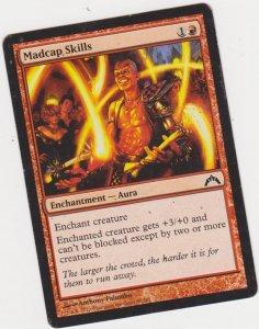 Magic the Gathering: Gatecrash - Madcap Skills