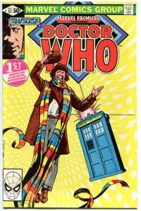 MARVEL PREMIERE - DOCTOR WHO #57, NM-, Tardis, 1980,Iron Legion,more DW in store