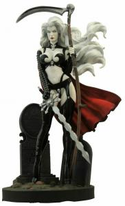 Femme Fatales Lady Death III The Reckoning Dark Queen PVC Figure - New!