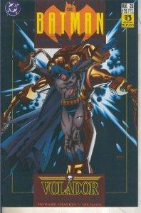 Leyendas de Batman numero 26: Volador