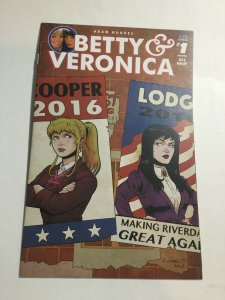 Betty And Veronica 1 Nm Near Mint Archie Comics Cover N