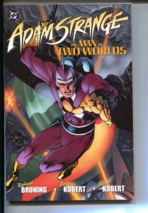 Adam Strange: The Man Of Two Worlds-Richard Bruning-TPB-trade