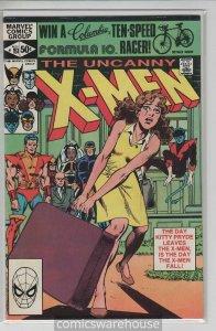 UNCANNY X-MEN (1963 MARVEL) #151 VF+ A62635