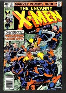 X-Men #133 VG+ 4.5 Hellfire Club Wolverine! Marvel Comics