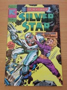 Silver Star #3 ~ FINE - VERY FINE VF ~ 1983 Pacific Coast COMICS