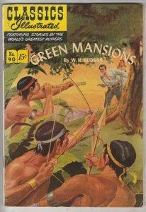 Classics Illustrated #90 (Dec-51) FN+ Mid-High-Grade