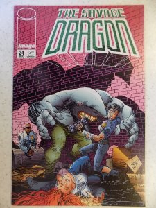 Savage Dragon #24 (1995)