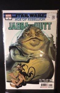 Star Wars: Age of Rebellion - Jabba the Hutt #1 (2019)