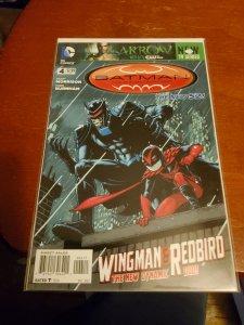 Batman, Incorporated #4 (2012)