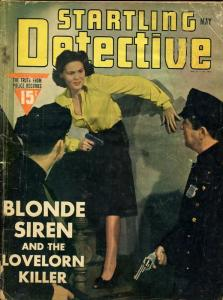 STARTLING DETECTIVE-MAY 1942-SPICY-MURDER-KIDNAP-ARSON-poor P