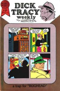 Dick Tracy Monthly/Weekly #46, Fine+ (Stock photo)