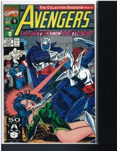 Avengers #337 (Marvel, 1991)