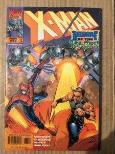 X-Man #38 (1998)