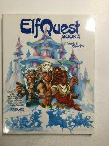 Elfquest Book 4 Magazine Near Mint- Nm- 9.0 Starblaze Graphics