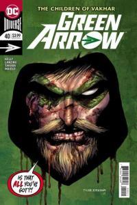 Green Arrow (2016 series) #40, NM + (Stock photo)