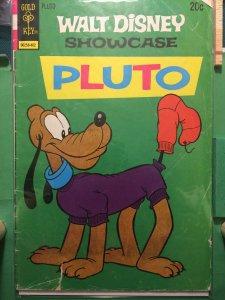 Walt Disney Showcase #20 Pluto
