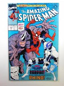 The Amazing Spider-Man #344 (1991) VF-
