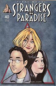 Strangers in Paradise (3rd Series) #40 VF; Image | save on shipping - details in