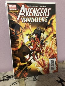 Avengers/Invaders 4 pack