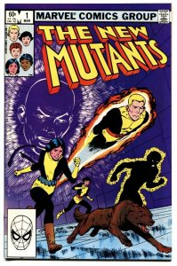 The New Mutants #1 1983- Marvel First issue High Grade NM-