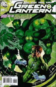 DC GREEN LANTERN (2005 Series) #26 VF