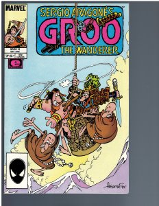 Groo the Wanderer #15 (1986)