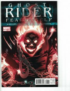 Ghost Rider #1 FN 1st appearance of Alejandra Jones - fear itself - Marvel 2011