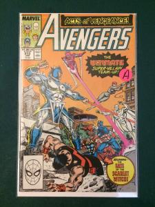 Avengers #313 ACTS Of VENGEANCE!