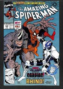 The Amazing Spider-Man #344 (1991)