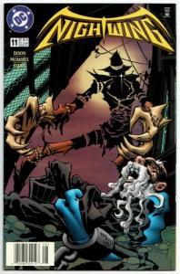 Nightwing #11 (DC, 1997) VF