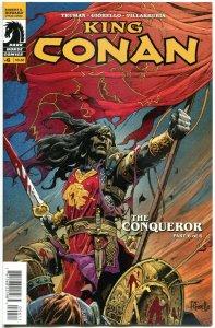 KING CONAN #6, NM, Tim Truman, Giorello, The Conqueror, 2014,more Conan in store