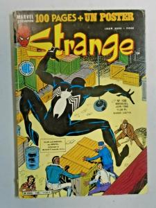 Marvel Presents 100 Pages and Un Poster Strange French Edition 4.0 VG (1985)