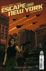 Escape From New York #12 VF/NM; Boom!   save on shipping - details inside