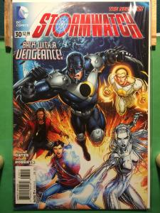 Stormwatch #30 The New 52
