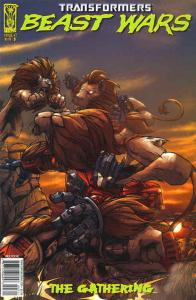 Transformers, Beast Wars: The Gathering #3B FN; IDW | save on shipping - details