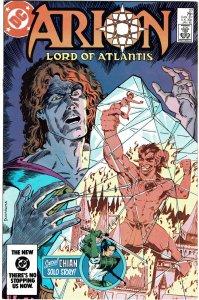 Arion: Lord of Atlantis #27  FN