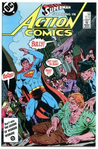 Action Comics 578 Apr 1986 NM- (9.2)