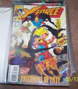 X FORCE  # 24  MARVEL CABLE    WARPATH CANNONBALL XMEN cable greg capullo